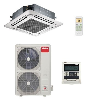 Vivax Cassette type air conditioner ACP-55CC160AERI